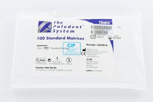 DETREY PALODENT PLUS STANDAARD MATRIX REFILL (100st)