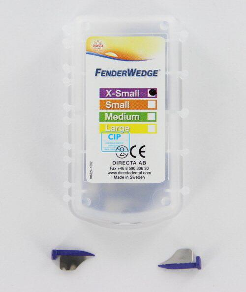 DIRECTA FENDERWEDGE REFILL EXTRA-SMALL PAARS (36st)