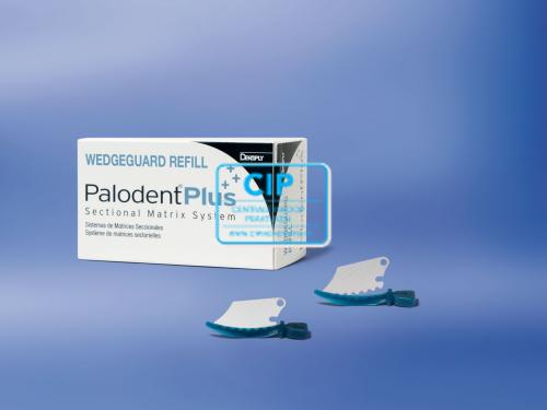 DETREY PALODENT V3 WEDGEGUARD SMALL DONKERBLAUW REFILL (50st)