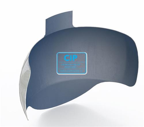 GARRISON COMPOSI-TIGHT 3D-FUSION FULL CURVE W/E MOLAAR BLAUW 8,7mm FX300 (60st)