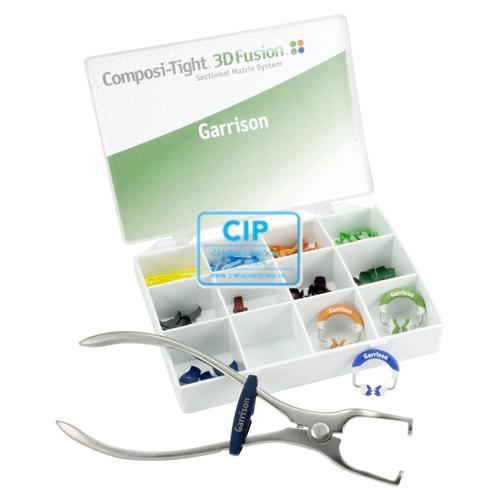 GARRISON COMPOSI-TIGHT 3D FUSION SECTIONAL MATRIX KIT FX-KFF-04