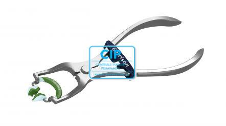 GARRISON COMPOSI-TIGHT 3D FUSION RING PLACEMENT FORCEPS