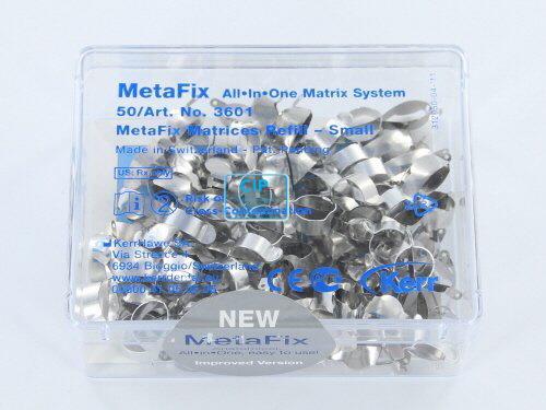 KERRHAWE METAFIX TOFFLEMIRE MATRIX REFILL SMALL NR.3601 (50st)