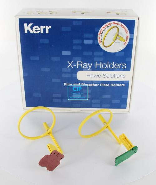 KERRHAWE RONTGENFILMHOUDERS SUPER-BITE ANTERIOR en POSTERIOR MET RING NR.1020 (4st)