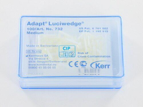 KERRHAWE ADAPT LUCI-WEDGES MEDIUM NR.732 (100st)