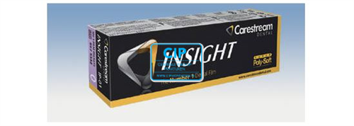 CARESTREAM DENTAL RONTGENFILM INSIGHT IP-01 (100x1st)
