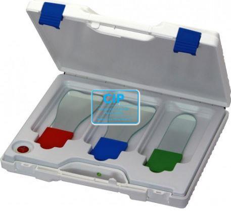 DOCTORSEYES MIRRORSAFE (alleen koffer)