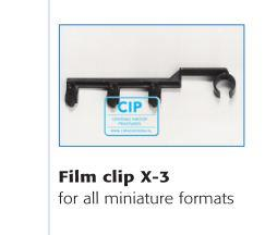GIRARDELLI RONTGEN FILM CLIP X-3