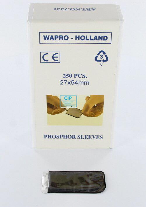 WAPRO FOSFOR HOESJES SIZE 3 - 27x54mm (250st)