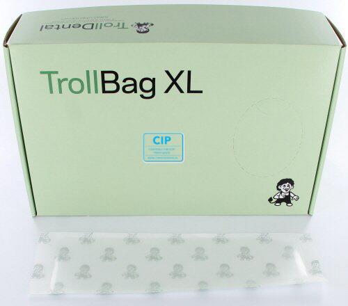TROLLHATTEPLAST TROLLBAG SENSORBAGS XL (500st)