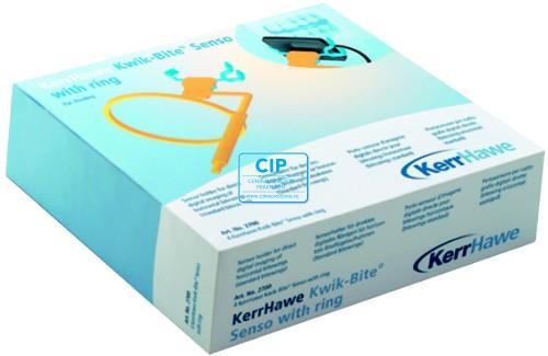 KERRHAWE RONTGENFILMHOUDERS KWIK-BITE SENSO MET RING STANDARD KIT NR.2700 (4st)