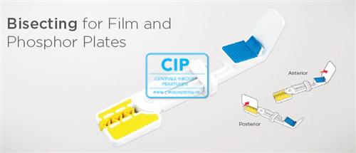 RINN SNAP-A-RAY XTRA FILM EN FOSFORPLAATHOUDER (3st) 540503