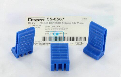RINN XCP DS BITE-BLOCKS VOOR SIRONA ANTERIOR BLAUW 55-0567 (3st)