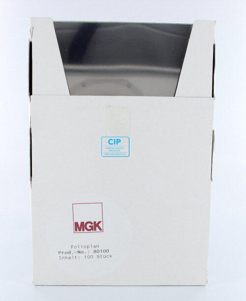 MGK FOLIOPLAN 137x204mm NR.80100 (100st)
