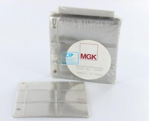 MGK RONTGENFILMMAPJES 4-VAKS NR.80260 (100st)