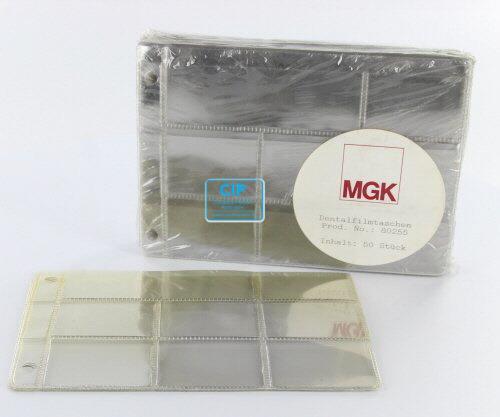 MGK RONTGENFILMMAPJES 7-VAKS NR.80255 (50st)
