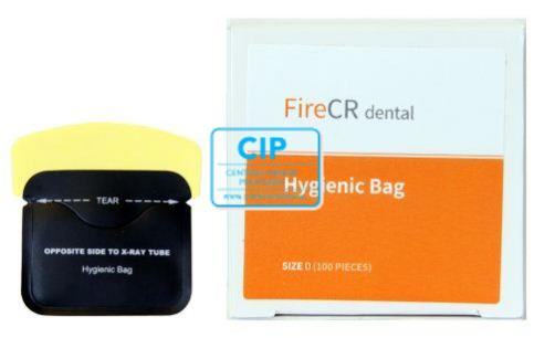 3DISC IMAGING FIRECR HYGENIC BAGS SIZE 0 (100st)