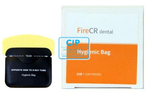 3DISC IMAGING FIRECR HYGENIC BAGS SIZE 1 (100st)
