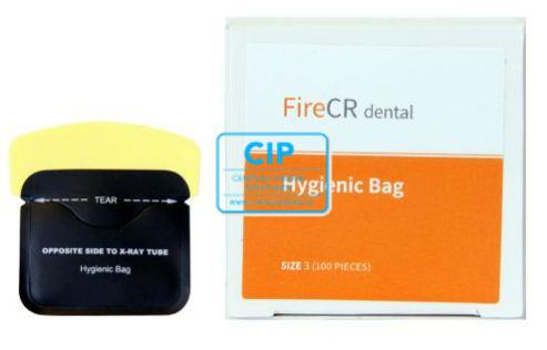 3DISC IMAGING FIRECR HYGENIC BAGS SIZE 3 (100st)