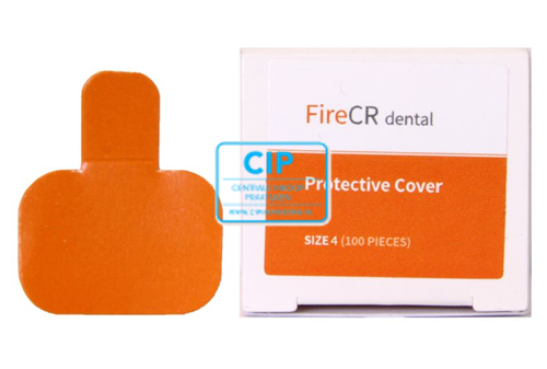 3DISC IMAGING FIRECR PROTECTIVE COVERS SIZE 4c (100st)