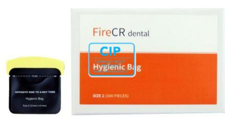 3DISC IMAGING FIRECR HYGENIC BAGS SIZE 2 (100st)