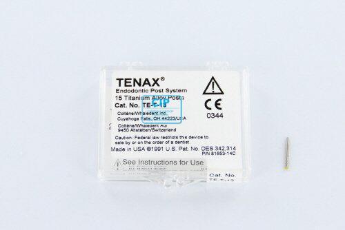 WHALEDENT TENAX TITANIUM STIFTEN TE-T-13 GEEL (15st)