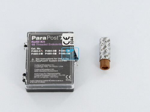 WHALEDENT PARAPOST XT STIFTEN P683-0 BRUIN (10st)