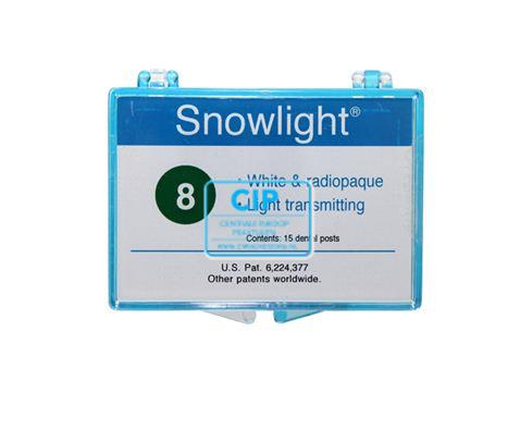 CARBOTECH NEW SNOWLIGHT PINSYSTEEM REFILL STIFTEN 0,8mm GROEN (10st)