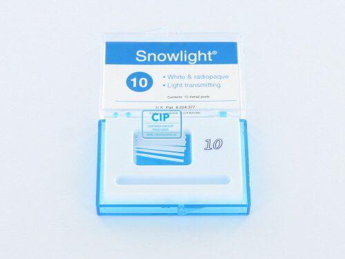CARBOTECH NEW SNOWLIGHT PINSYSTEEM REFILL STIFTEN 1,0mm WIT (10st)