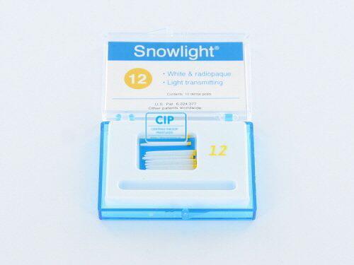 CARBOTECH NEW SNOWLIGHT PINSYSTEEM REFILL STIFTEN 1,2mm GEEL (10st)