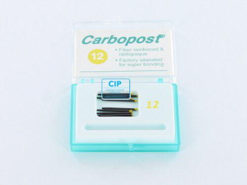 CARBOTECH NEWCARBOPOST PINSYSTEEM REFILL 1,2mm GEEL (10st)