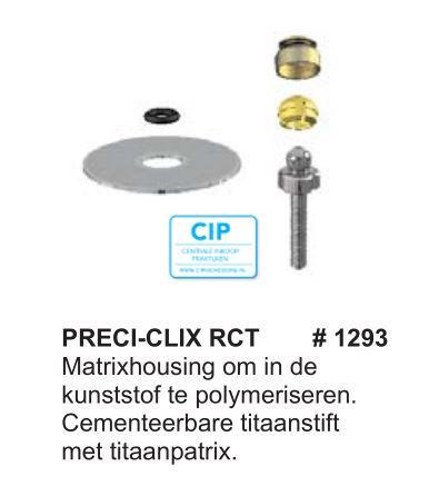 CEKA PRECI CLIX RCT ATTACHMENT 1293 COMPLEET