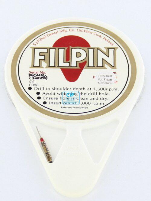 FILHOL FILPIN BOREN MAROON 0,60mm (1st)