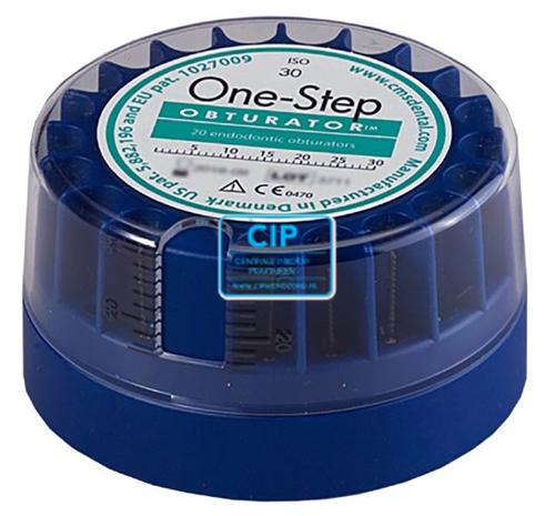 CMS-DENTAL ONE-STEP OBTURATORS ISO 30 (20st)