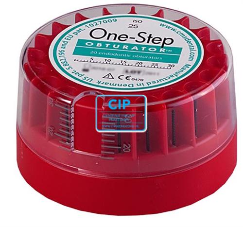 CMS-DENTAL ONE-STEP OBTURATORS ISO 25 (20st)