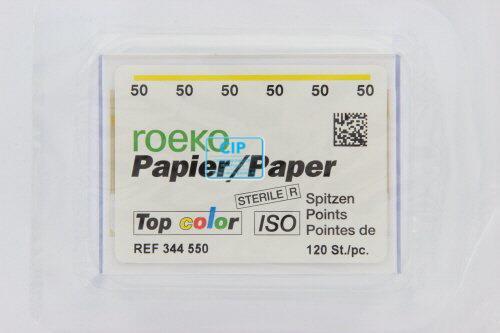 ROEKO PAPERPOINTS TOP-COLOR NR.50 GEEL (120st)