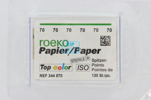ROEKO PAPERPOINTS TOP-COLOR NR.70 GROEN (120st)