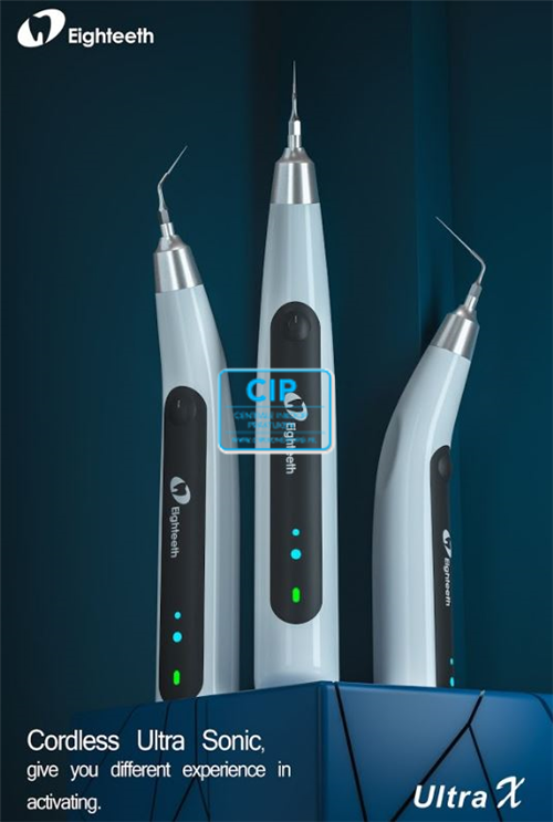 EIGHTEETH ULTRA-X ULTRASONIC ACTIVATOR