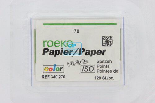 ROEKO PAPERPOINTS ISO-COLOR NR.70 GROEN (120st)