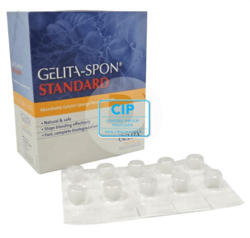 GELITA MEDICAL GELITASPON DENTAL (5x10st)