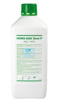 HUNGERBACH HUWA SAN DENT P WATERSTOF PEROXIDE 1,41% (6x1ltr)