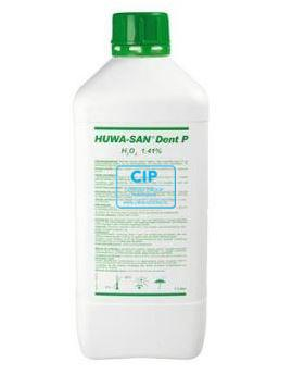 HUNGERBACH HUWA SAN DENT P WATERSTOF PEROXIDE 1,41% (1ltr)