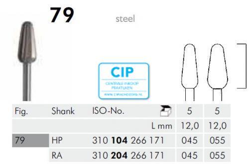 MEISINGER HP FRAIS 79/055 (1st)