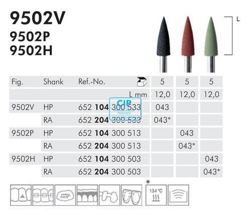 MEISINGER RA 9502P/043M5