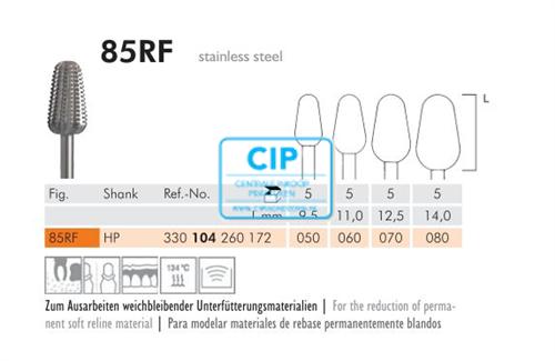 MEISINGER HP FRAIS 85RF080 (5st)