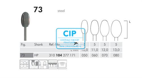 MEISINGER HP FRAIS 73/080 (5st)