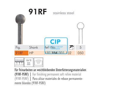 MEISINGER HP FRAIS 91RF050 (5st)