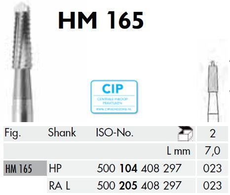 MEISINGER HP LINDEMANN FRAIS 165/023 (2st)