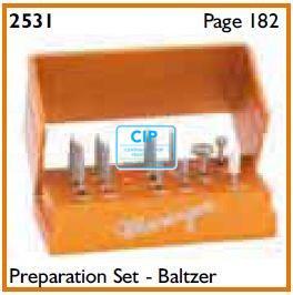 MEISINGER FG PREPARATIE-SET VOLGENS BALTZER NR.2531