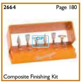 MEISINGER COMPOSIET FINISHING KIT NR.2664